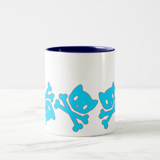 Petsami Lazy Blue Mug