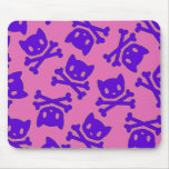 Petsami Lazy Pink Mousepad