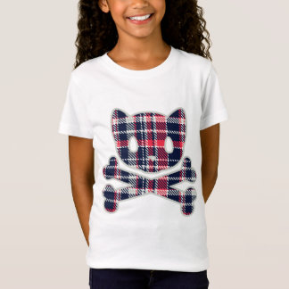 Petsami Plaid Baby Doll Girls T-Shirt