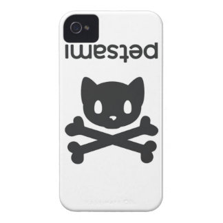 Petsami White Inverted iPhone 4 Case
