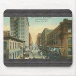 Petticoat Lane,Kansas City, Vintage Mouse Pad