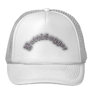 Pettifogger Mesh Hats
