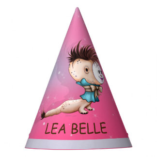 PETTY BELLE CUTE ALIEN CARTOON HAT