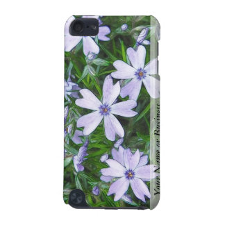 Petty Blue Creeping Phlox iPod Touch 5G Cover
