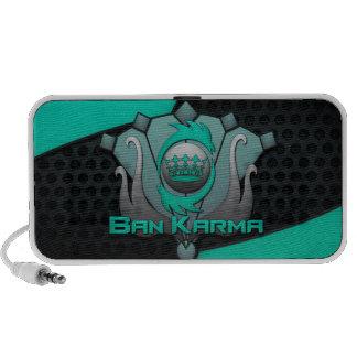Petty cash of sound Ban Karma! Notebook Speaker