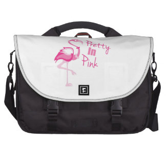 Petty In Pink Laptop Computer Bag