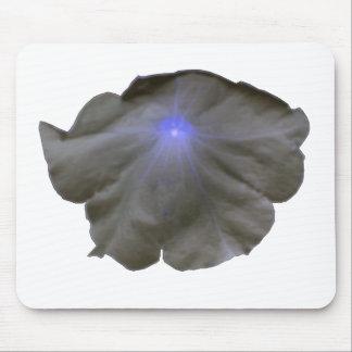 Petunia Black and Blue Mousepad