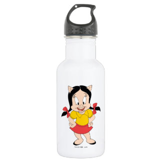 Petunia | Classic Petunia Stainless Steel Water Bottle