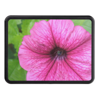 Petunia Flowers Hitch Covers