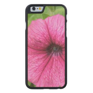 Petunia Funda De iPhone 6 Carved® De Arce