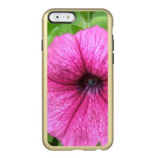 Petunia Funda Para iPhone 6 Plus Incipio Feather Shine