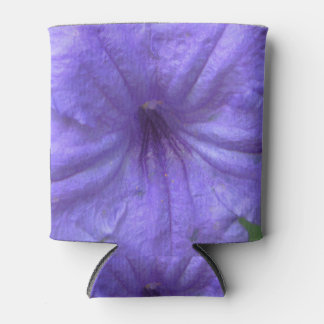 Petunia Mexican Purple Can Cooler