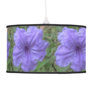 Petunia Mexican Purple Ceiling Lamp