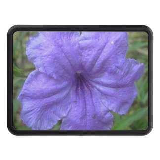 Petunia Mexican Purple Trailer Hitch Covers