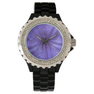 Petunia Mexican Purple Wrist Watch
