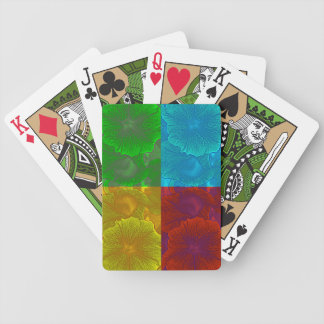 Petunia Pop Bicycle Playing Cards