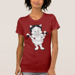 Petunia Posing T Shirt