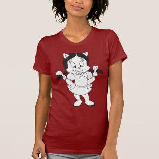 Petunia Posing T-shirt