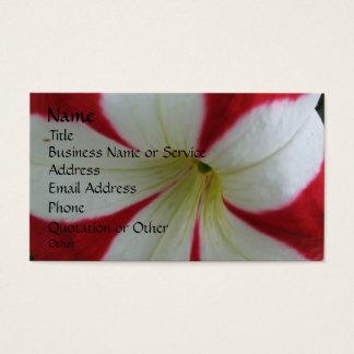 Petunia Profile/Business Card -