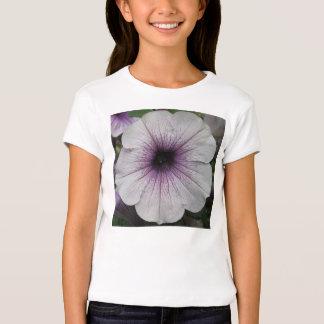 Petunia Purple Close T-Shirt