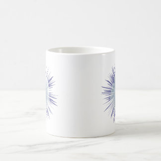 Petunia Starburst Coffee Mug
