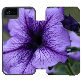 Petunia Funda Billetera Para iPhone 5 Watson