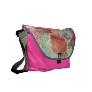 Petunias Courier Bag