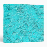 Petunias esculpidas, carpeta del azul de la