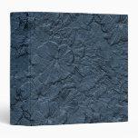 Petunias esculpidas, carpeta del gris azul
