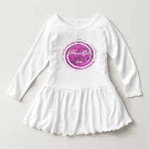 Petunias Flower Girl 2010 Wedding Party T-shirts -