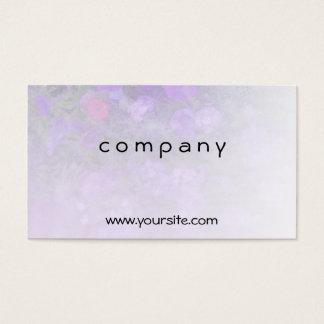 Petunias Garden Business Card