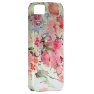 Petunias iPhone SE/5/5s Case
