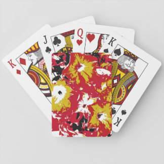 PETUNIAS PLAYING CARDS