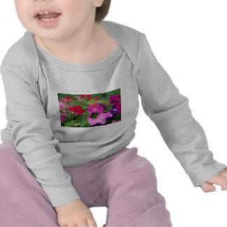 Petunias T Shirts