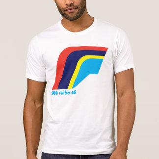 Peugeot 205 Turbo Rally Car Symbol Tee Shirt