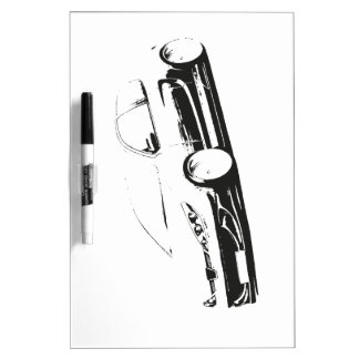 PEUGEOT 206 Tuning Dry-Erase Boards