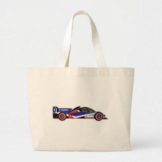 Peugeot 908 V8 HDi Tote Bags