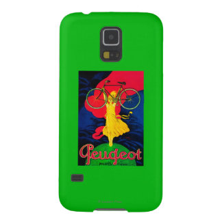 Peugeot Bicycle Vintage PosterEurope Galaxy S5 Cover