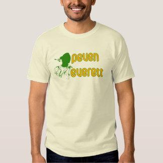 Peven Everett Retro Futuro T Shirt