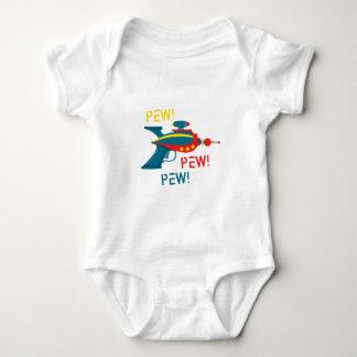Pew! Pew! Pew! Baby Bodysuit