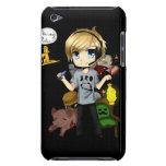 PewDiePie iPod Touch Case-Mate Fundas
