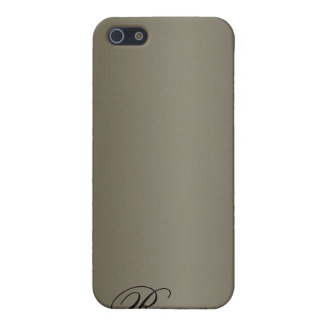 Pewter Metal with Name IPhone 4 Speck Case