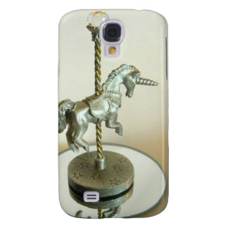 Pewter Shine Samsung Galaxy S4 Cover