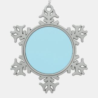 Pewter Snowflake Ornament : Art by NAVIN Joshi