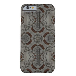 Pewter Steampunk II Barely There iPhone 6 Case