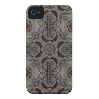 Pewter Steampunk II iPhone 4 Case