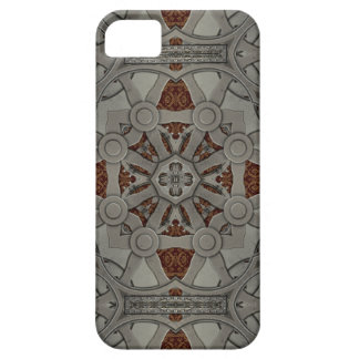 Pewter Steampunk III iPhone SE/5/5s Case