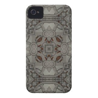 Pewter Steampunk Revel iPhone 4 Covers
