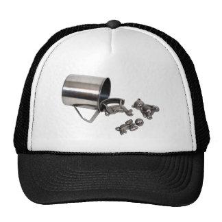 PewterBabyToys081609 Trucker Hats