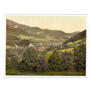 Peyerbach (i.e., Payerbach), from Reichenau, Lower Postcard